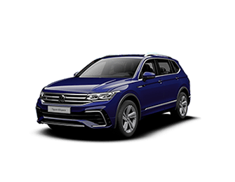 New Tiguan Allspace Business offer image